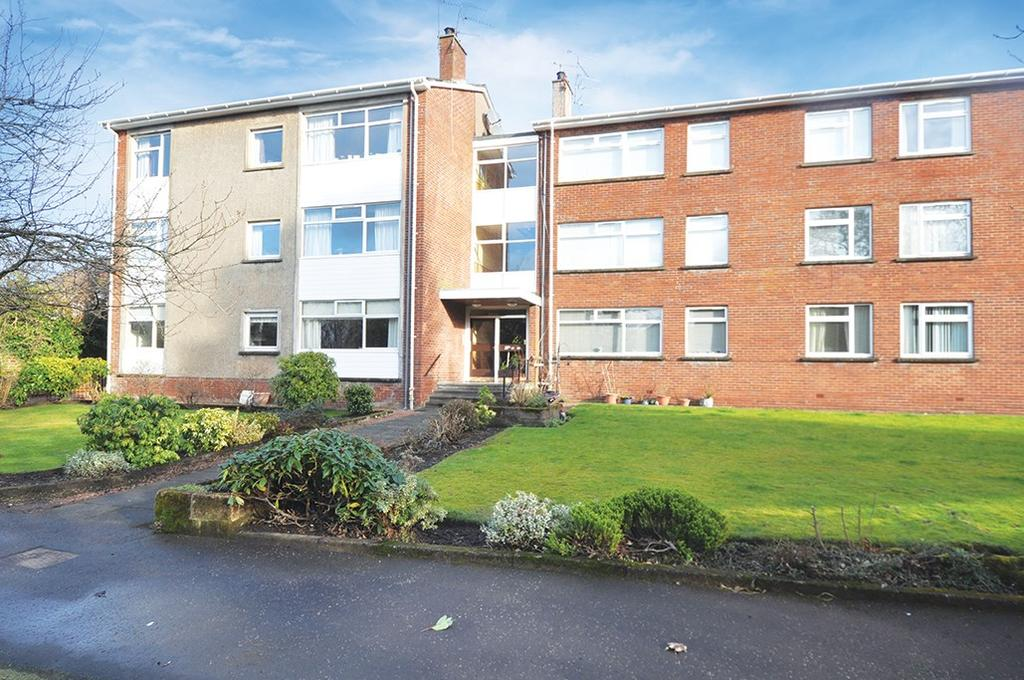 2 Bedrooms Flat for sale in Park Court, Giffnock, Glasgow, G46