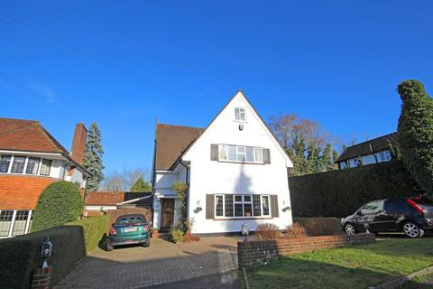 5 bedroom detached house to rent - Stagbury Close, Chipstead