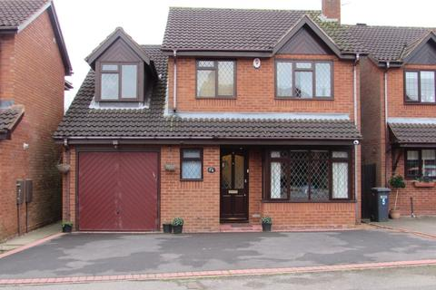 4 bedroom detached house for sale - Halstead Grove, Solihull