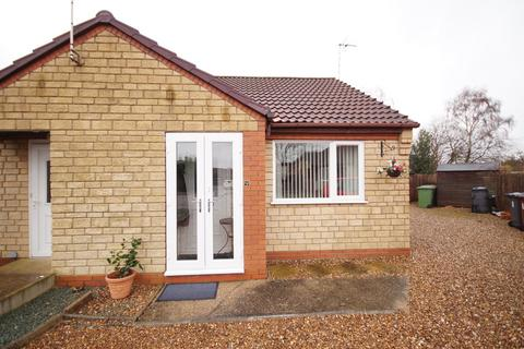1 bedroom semi-detached bungalow for sale - Strubby Close, Lincoln