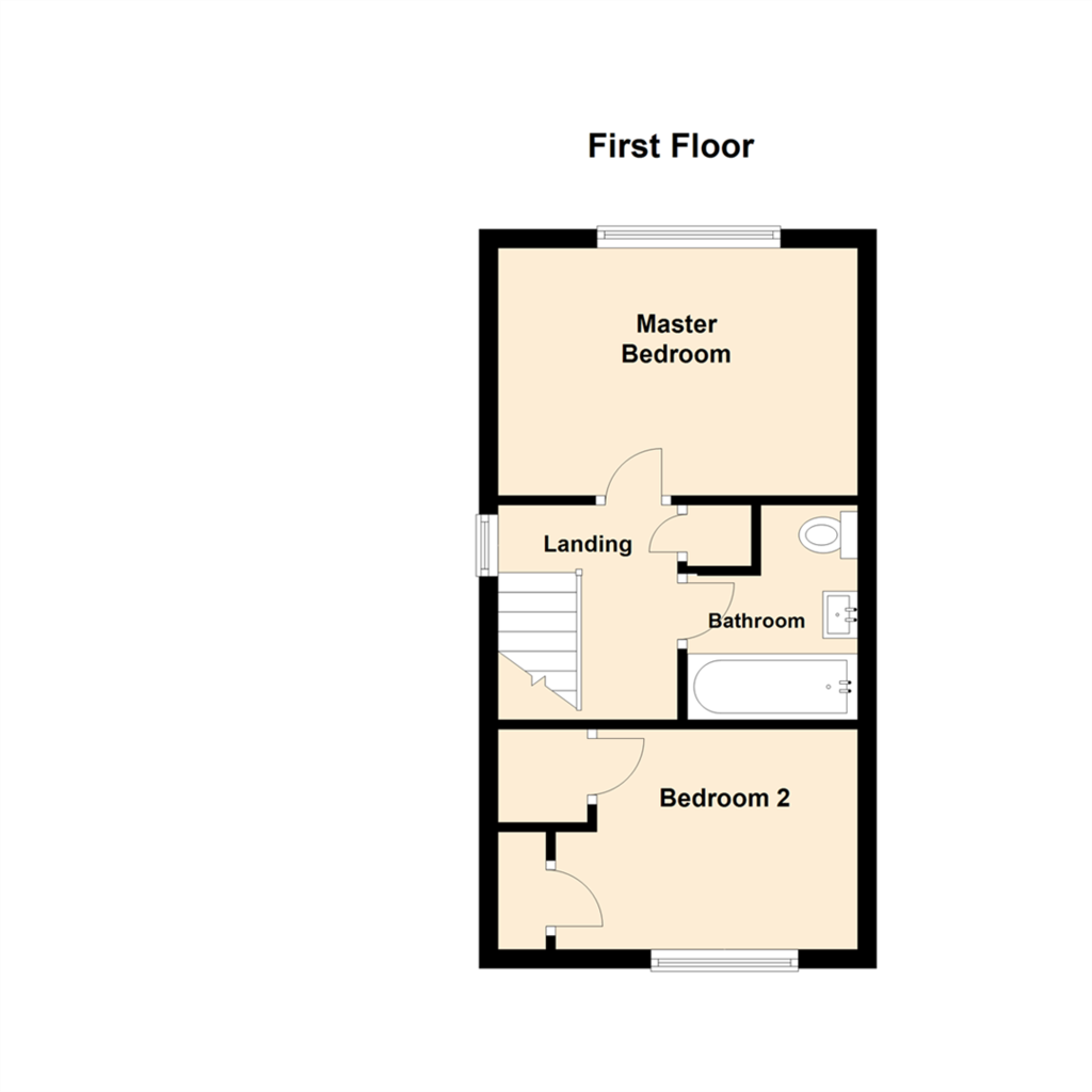 Floorplan 2 of 2: First Floor