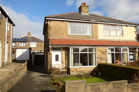 2 bedroom semi-detached house for sale - 77 Gleanings Avenue, Norton Tower, Halifax HX2 0NU
