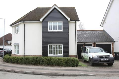 4 bedroom detached house for sale - WALTER MEAD CLOSE, ONGAR CM5