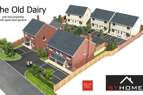 4 bedroom detached house for sale - The Old Dairy, Mytton Oak Road, Shrewsbury