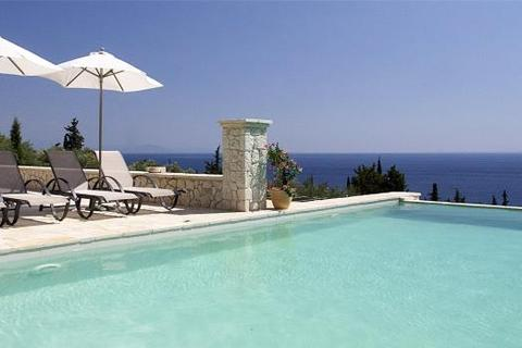 5 bedroom detached house  - Villa Halcyon, Nisaki, Corfu