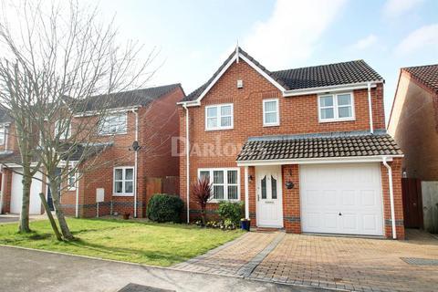 4 bedroom detached house for sale - Allt Y Wennol, Pontprennau, Cardiff