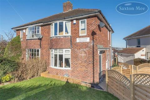 3 bedroom semi-detached house for sale - Stanwood Crescent, Stannington, Sheffield, S6