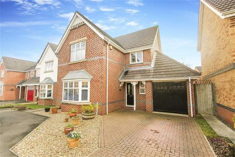 4 bedroom detached house for sale - Carlisle Close, Holystone, Northumberland