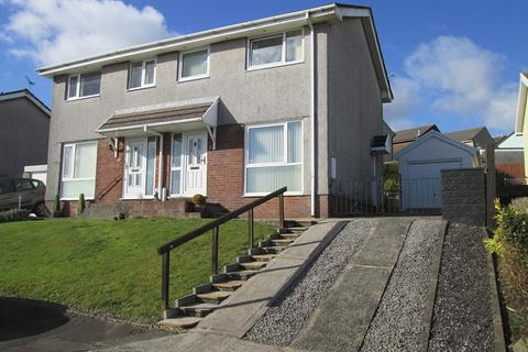 3 bedroom semi-detached house for sale - Rustic Close, Sketty, Swansea, City And County of Swansea.