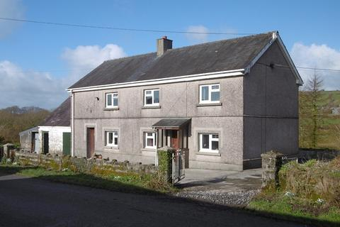 3 bedroom property with land for sale - Capel Isaac, Llandeilo, Carmarthenshire.