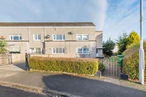 2 bedroom end of terrace house for sale - 20 Craigmuir Crescent, Penilee, Glasgow, G52 4AY