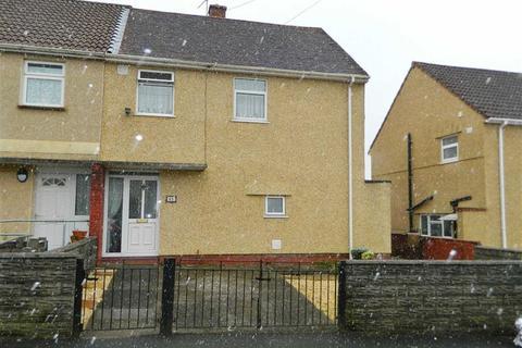 3 bedroom semi-detached house for sale - Prescelli Road, Penlan