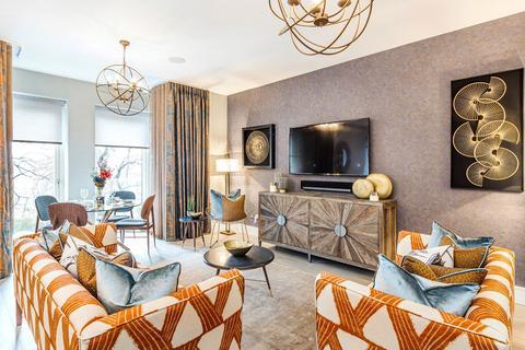 2 bedroom flat for sale - Plot 21 - Park Quadrant Residences, Glasgow, G3