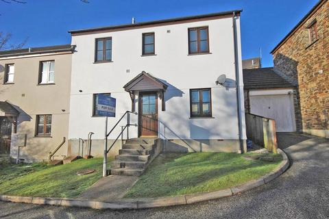2 bedroom semi-detached house for sale - Halbullock View, Truro, Cornwall, TR1