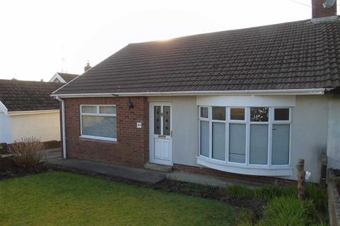 3 bedroom semi-detached bungalow for sale - Rhyd Y Coed, Birchgrove, Swansea