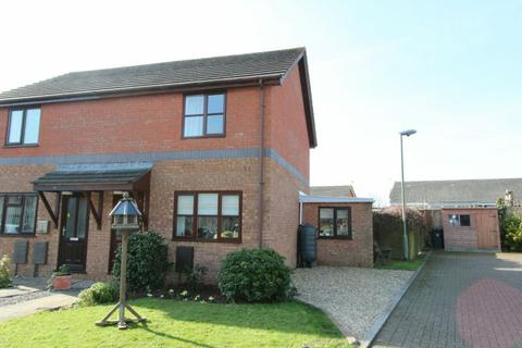 2 bedroom semi-detached house for sale - ACLAND PARK, FENITON