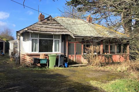 3 bedroom bungalow for sale - Fernwood, Tedburn St Mary, EX6