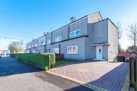 2 bedroom end of terrace house for sale - 19 Gleddoch Road, Penilee, Glasgow, G52 4BE