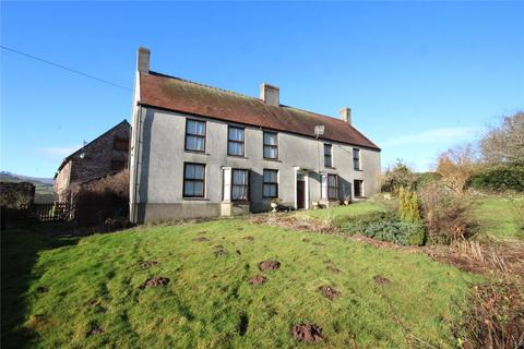 5 bedroom detached house for sale - Scethrog, Brecon, Powys