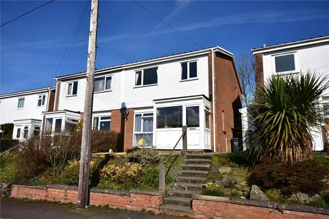 3 bedroom semi-detached house for sale - Oakford Close, North Molton, South Molton, Devon, EX36