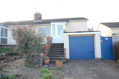 2 bedroom semi-detached bungalow for sale - Higher Park, Minehead, TA24