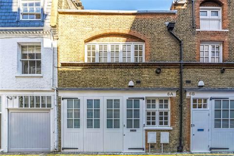 3 bedroom house to rent - Colbeck Mews, London, SW7
