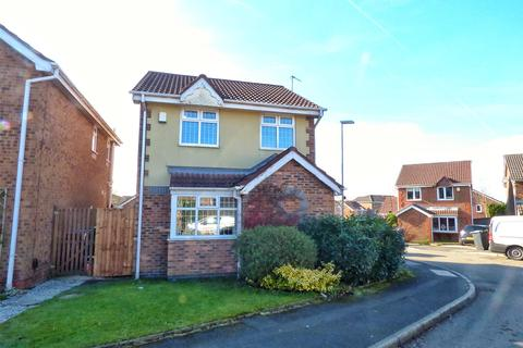 3 bedroom detached house for sale - Browfield Way, Royton, Oldham, Greater Manchester, OL2