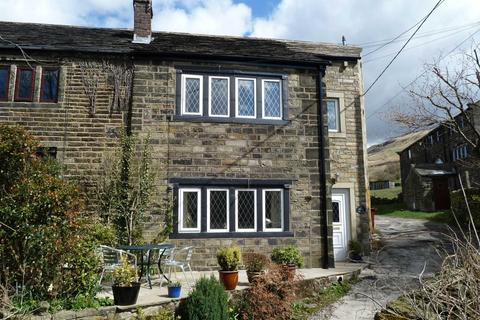 4 bedroom terraced house for sale - Bunkers, Off Tunstead Lane, Greenfield, Saddleworth, OL3