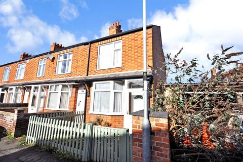 2 bedroom end of terrace house for sale - Rosebery Avenue, Melton Mowbray, Leicestershire
