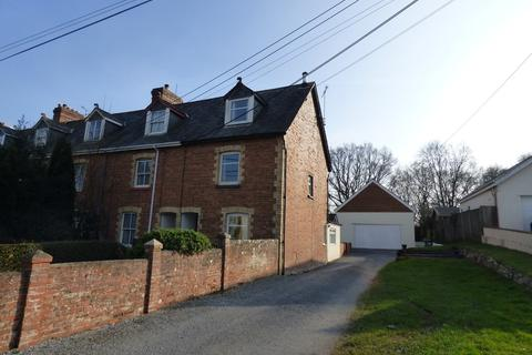 4 bedroom end of terrace house for sale - Pottery Road, Bovey Tracey