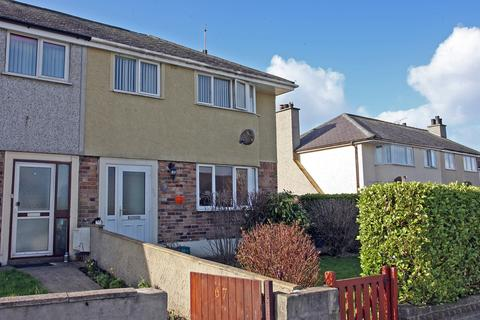 3 bedroom semi-detached house for sale - Maes Llwyn, Amlwch, North Wales