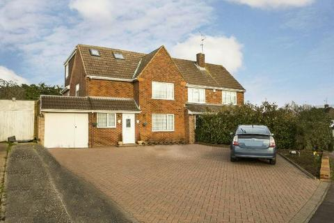 4 bedroom semi-detached house for sale - Silverdale Road, Earley, Reading