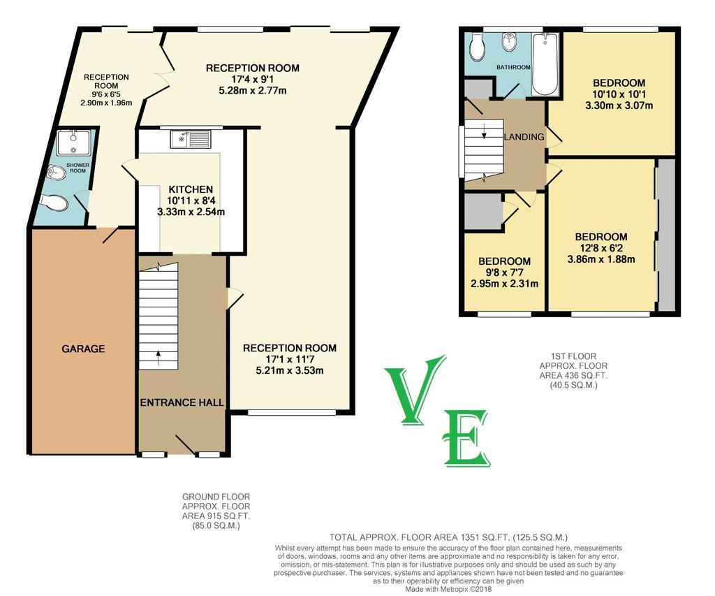 Floorplan: 55 Spurrell Avenue