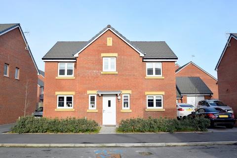 4 bedroom detached house for sale - 50 Clos Y Mametz, Porthcawl, Bridgend County Courough, CF36 5DJ.
