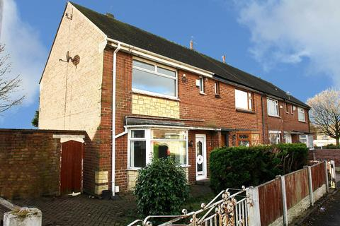 2 bedroom end of terrace house for sale - Holly Grove, Chadderton, Oldham