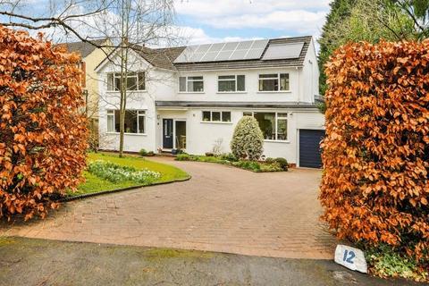 4 bedroom detached house for sale - Bramble Drive, Sneyd Park