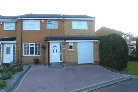 4 bedroom semi-detached house for sale - Bradgate Drive, Four Oaks, Sutton Coldfield