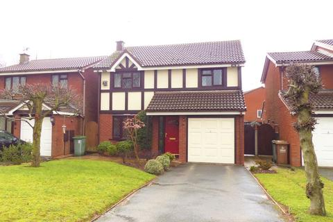 4 bedroom detached house for sale - Grand Junction Way, Walsall
