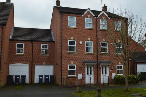 4 bedroom townhouse to rent - 43 Ratcliffe Avenue, Kings Norton, B30 3NZ
