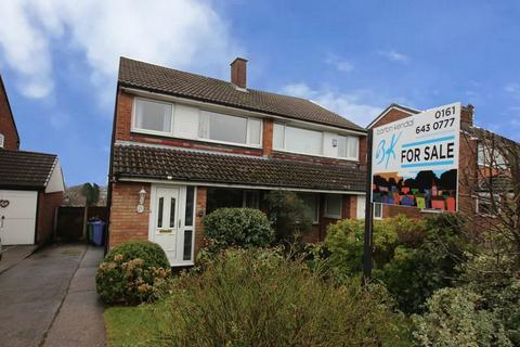 3 bedroom semi-detached house for sale - Higher Lomax Lane, Heywood OL10 4RT