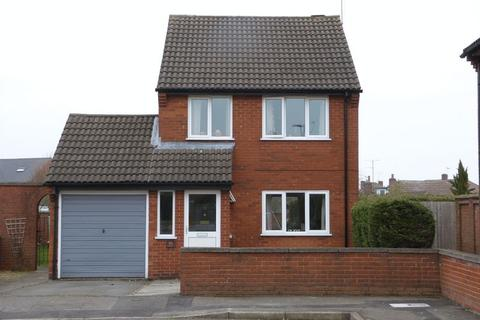 3 bedroom detached house for sale - Mere Road, Wigston