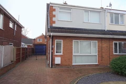 3 bedroom semi-detached house for sale - Ffordd Morgan Llwyd, Wrexham