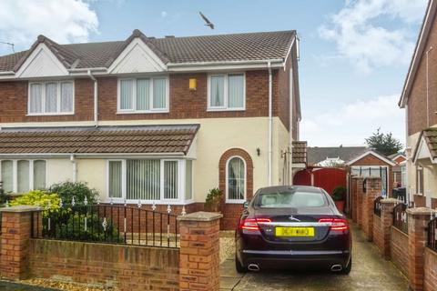 3 bedroom semi-detached house for sale - Ffordd Y Berllan, Towyn