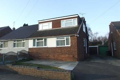 3 bedroom semi-detached bungalow for sale - Woodford Close, Coventry