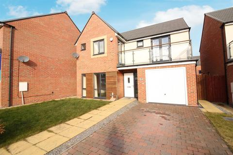 4 bedroom detached house for sale - Hethpool Court, Newcastle Upon Tyne
