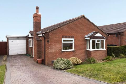 2 bedroom detached bungalow for sale - 3 Dhustone Close, Clee Hill, Ludlow, Shropshire, SY8