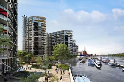3 bedroom flat to rent - Riverlight Quay, Nine Elms, London, SW8