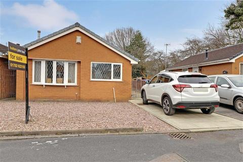 2 bedroom detached bungalow for sale - Forest Side Grove, Hanford, Stoke-on-Trent