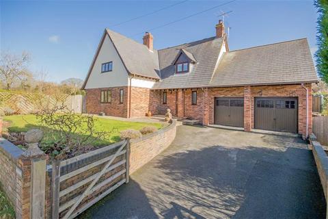 4 bedroom detached house for sale - Ffordd Walwen, Lixwm, Holywell