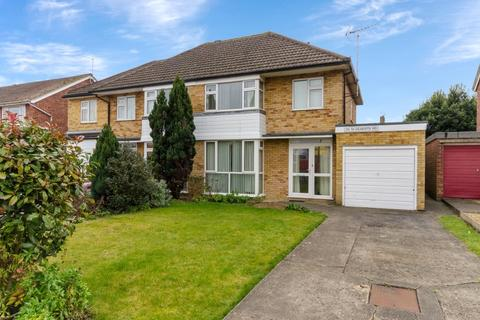 3 bedroom semi-detached house for sale - St. Gilberts Road, Bourne, PE10